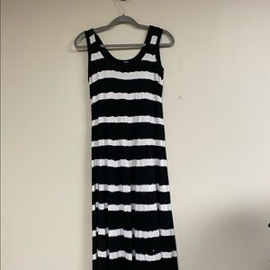 Calvin Klein Dresses - Calvin Klein Maxi Dress Tie Dye Pattern